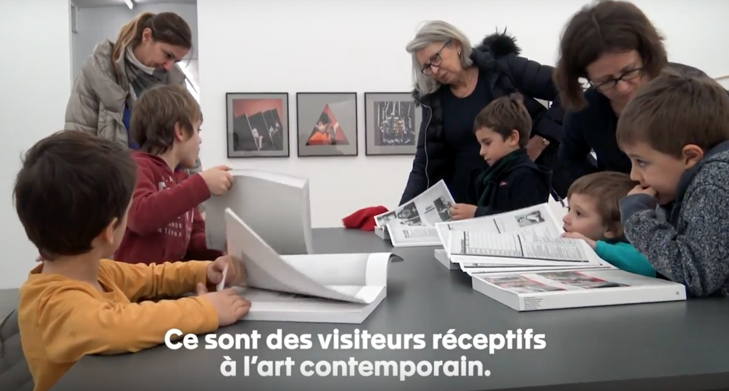 """""""Les Petit rendez-vous"""" of MAMCO"""