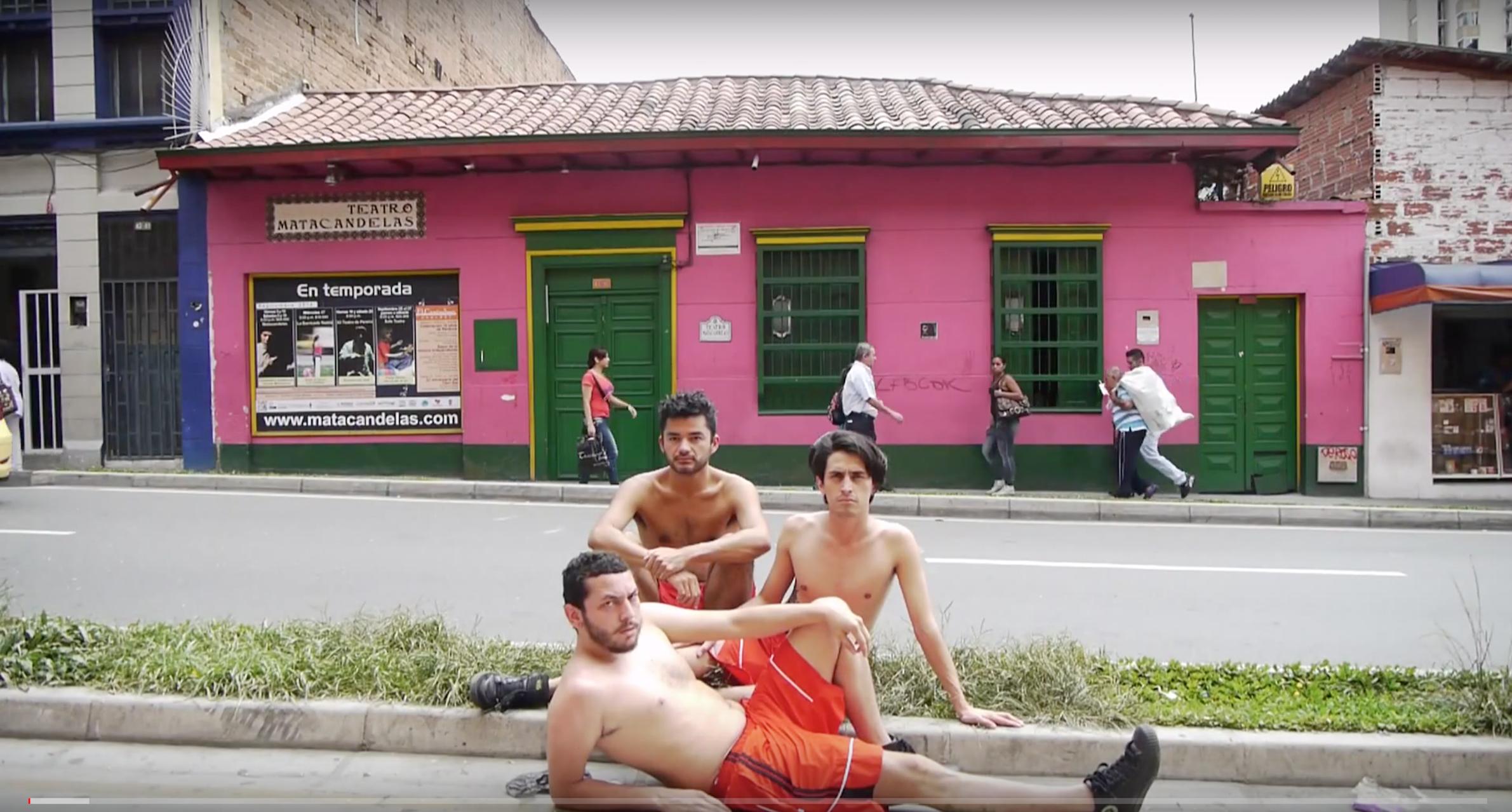 """""""Provocación"""" – Medellìn, Colombia – (Performative video)"""