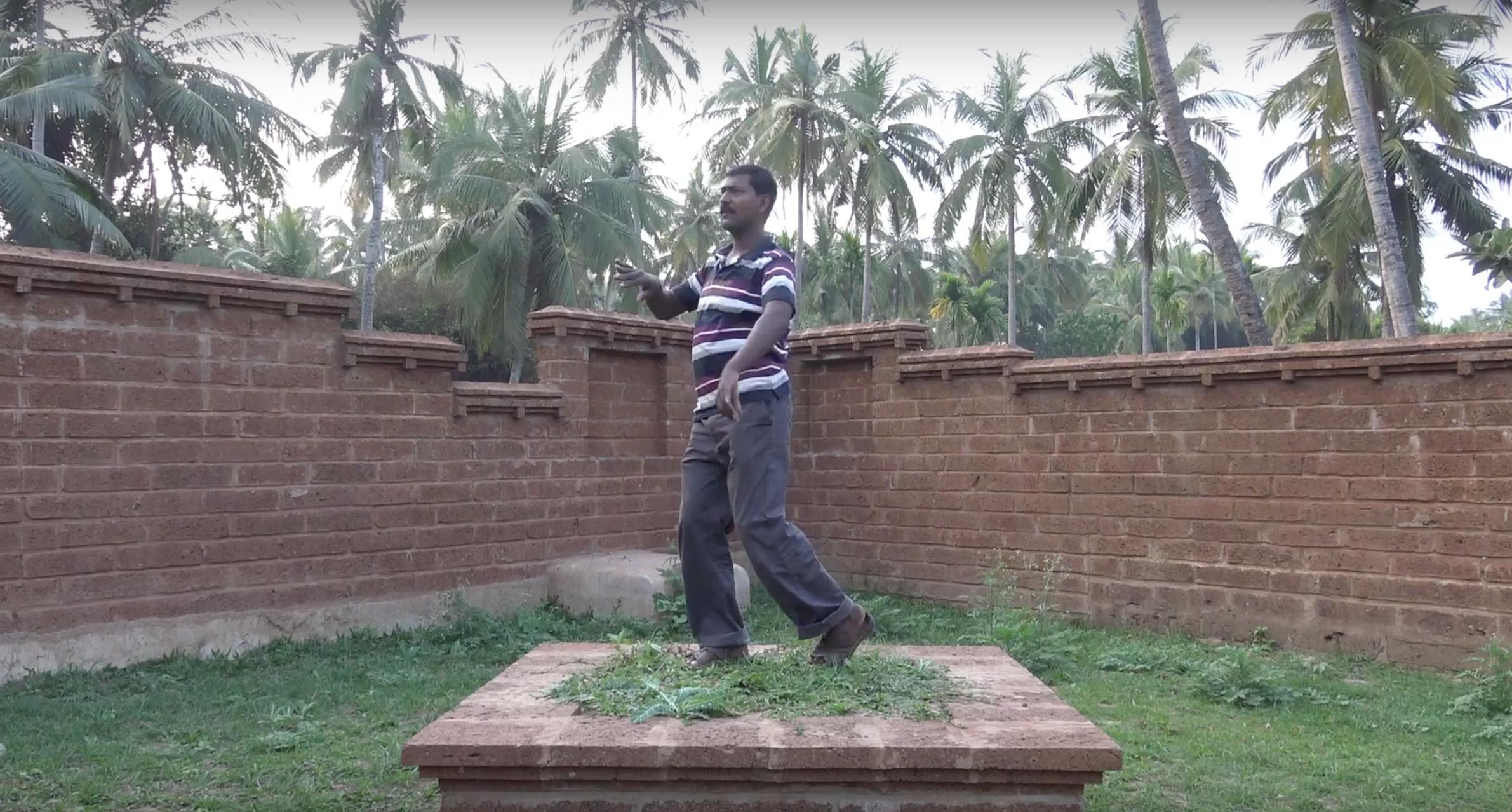 """Raghurajpur"" – India – (Performative video)"